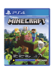 Minecraft for PlayStation 4 (PS4) by Sony