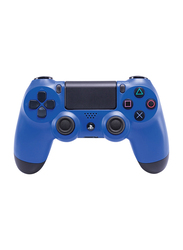 Sony Dualshock 4 V2 Wireless Controller for PlayStation PS4, Blue
