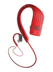 JBL Endurance Sprint Wireless Sports In-Ear Headphones, Red