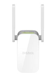 D-Link DL-DAP1610 Dual Band Wi-Fi Range Extender AC1200, White