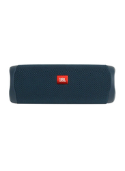 JBL Flip 5 Water Resistant Portable Speaker, Blue