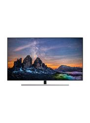 Samsung 55-Inch Q80 4K QLED Smart TV (2019), QA55Q80RAKXZN, Silver