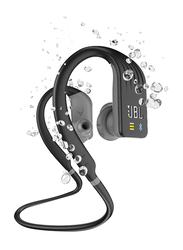 JBL Endurance Dive Wireless In-Ear Sports Headphones, with MP3 Player, Black
