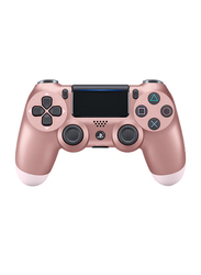 Sony Dualshock 4 V2 Wireless Controller for PlayStation PS4, Rose Gold