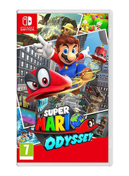 Super Mario Odyssey for Nintendo Switch by Nintendo