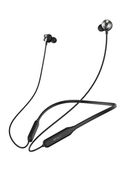 Mili Sports Earset III Wireless In-Ear Noise Cancelling Headphones with Mic, Black