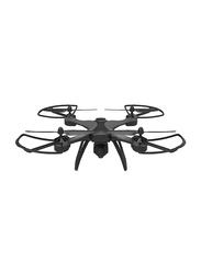 Kaiser Baas Trail Full HD Drone with Wi-Fi/GPS Technology, Black