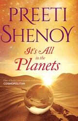 Its All in the Planets, Paperback Book, Back: Preeti Shenoy