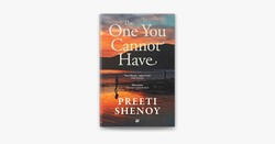The One You Cannot Have, Paperback Book, By: Preeti Shenoy