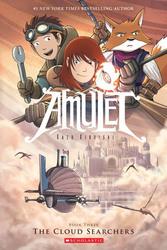 Amulet #3: the Cloud Searchers, Paperback Book, By: Kibuishi and Kazu