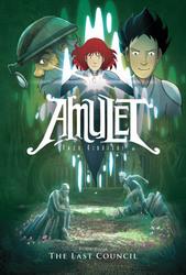 Amulet: The Last Council, Paperback Book, By: Kibuishi and Kazu