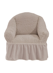 Fabienne One Seater Sofa Cover, Beige