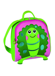 Oops All I Need Backpack Bag for Babies, Cookie (Turtle), Green