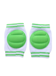 B-Safe Protective Knee Pads Unisex, Cotton, 18-24 Months, Green