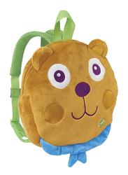 Oops My Harness Friend Backpack Bag for Babies, Bear, Brown