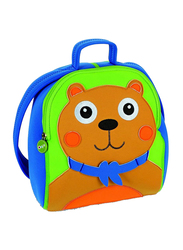 Oops All I Need Backpack Bag for Babies, Chocolat Au Lait (Bear), Multicolor