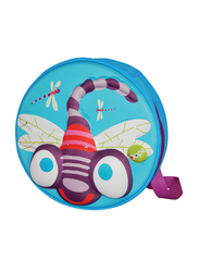 Oops My Starry Backpack Bag for Babies, Esme (Dragonfly), Blue