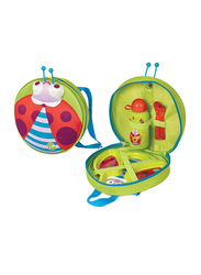 Oops Starry Meal-Set, Lucky (Ladybug), Green