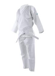 Adidas 120cm Adi-Start Karate Uniform, White