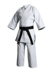 Adidas 205cm Champion Karate Uniform without Belt, K460E, White