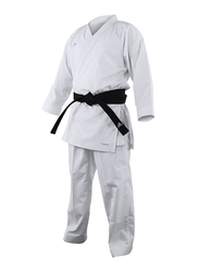 Adidas 175cm Revoflex Karate Uniform without Belt, K190SK, White