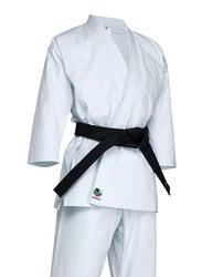 Adidas 165cm Yawara Karate Uniform without Belt, K900HA, White
