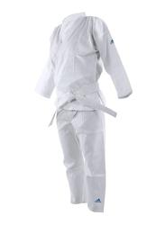 Adidas 200cm Adi-Start Karate Uniform, Brilliant White
