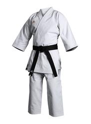 Adidas 185cm Champion Karate Uniform without Belt, K460E, White