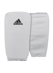 Adidas Medium Boxing Shin Pad, White