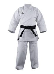 Adidas 155cm Training 2.0 Karate Uniform, White