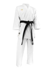 Adidas 200cm Taikyoku Karate Uniform, White