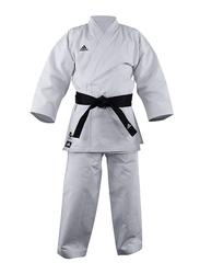 Adidas 135cm Training 2.0 Karate Uniform, White