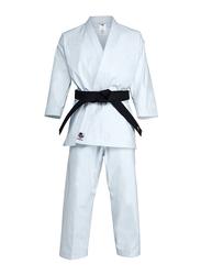 Adidas 190cm Kigai 2.0 Japanese Cut Karate Uniform without Belt, K888J_2.0, White