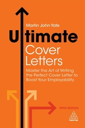Ultimate Cover Letters, Paperback Book, By: Martin John Yate