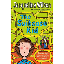 The Suitcase Kid, Paperback Book, By: Jacqueline Wilson