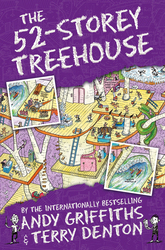 The 52-Storey Treehouse, Paperback Book, By: Andy Griffiths