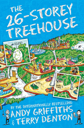 The 26-Storey Treehouse, Paperback Book, By: Andy Griffiths