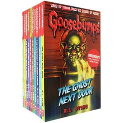 Goosebumps X 10 Set 2, Paperback Book, By: Rl Stine