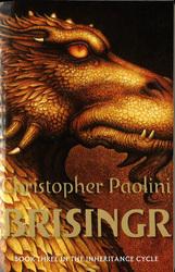 Brsingr, Paperback Book, By: Christopher Paolini
