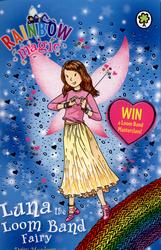 Rainbow Magic Luna The Loom Band Fairy, Paperback Book, By: Daisy Meadows