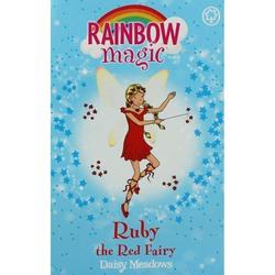Rainbow Magic The Rainbow Fairies 1 Ruby The Red Fairy, Paperback Book, By: Daisy Meadows