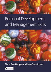 Personal Development and Management Skills, Paperback Book, By: Christopher Routledge and Jan Carmichael