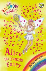 Rainbow Magic Alice The Tennis Fairy, Paperback Book, By: Daisy Meadows