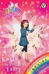 Rainbow Magic Kayla The Pottery Fairy, Paperback Book, By: Daisy Meadows