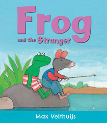 Frog And The Stranger, Paperback Book, By: Max Velthuijs