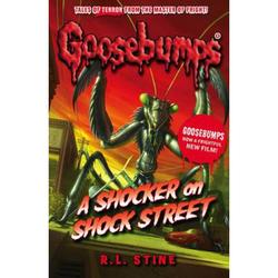 Goosebumps Horror land A Shocker on Shock Street, Paperback Book, By: R.L. Stine