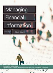 Managing Financial Information, Paperback Book, By: David Davies