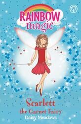 Rainbow Magic Scarlett The Garnet Fairy, Paperback Book, By: Daisy Meadows