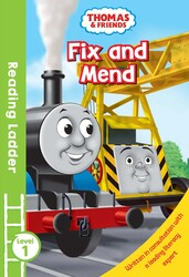 Thomas & Friends Fix & Mend Egmont Reading Ladder Level 1, Paperback Book, By: Wilbert Awdry