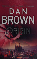 Origin, Paperback Book, By: Dan Brown